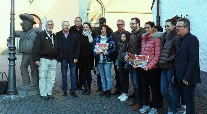 Festkomitee Bad Honnefer Karneval vergab Preise an die besten jecken Zug-Gruppen