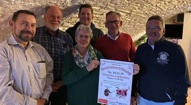 Festkomitee Bad Honnefer Karneval e.V. blickte auf eine sehr erfolgreiche Session 2018/2019 zurück